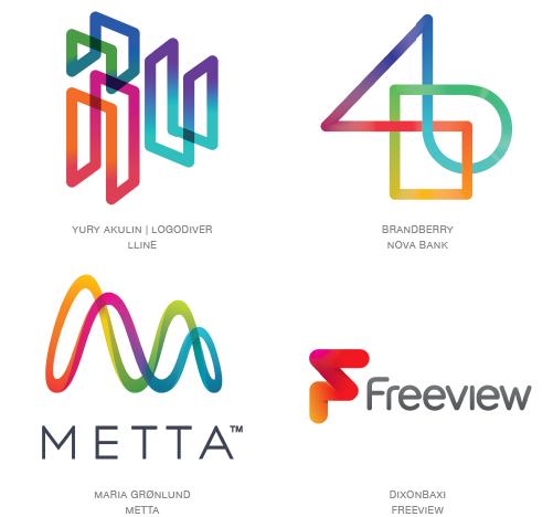 Chroma Coaster logo trend examples
